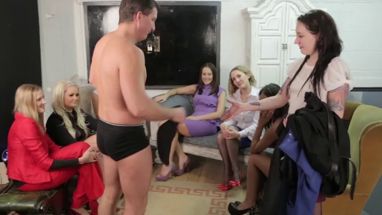 Cfnm male slave auction interesting