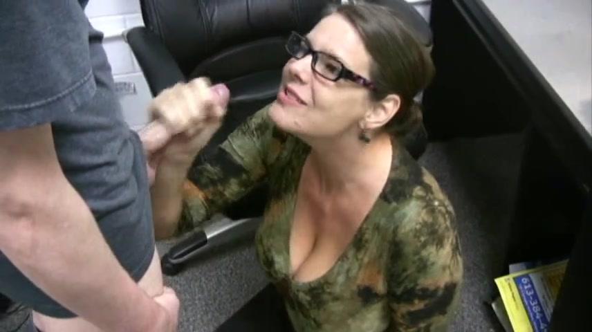 Carrie - Cum Overspread Glasses