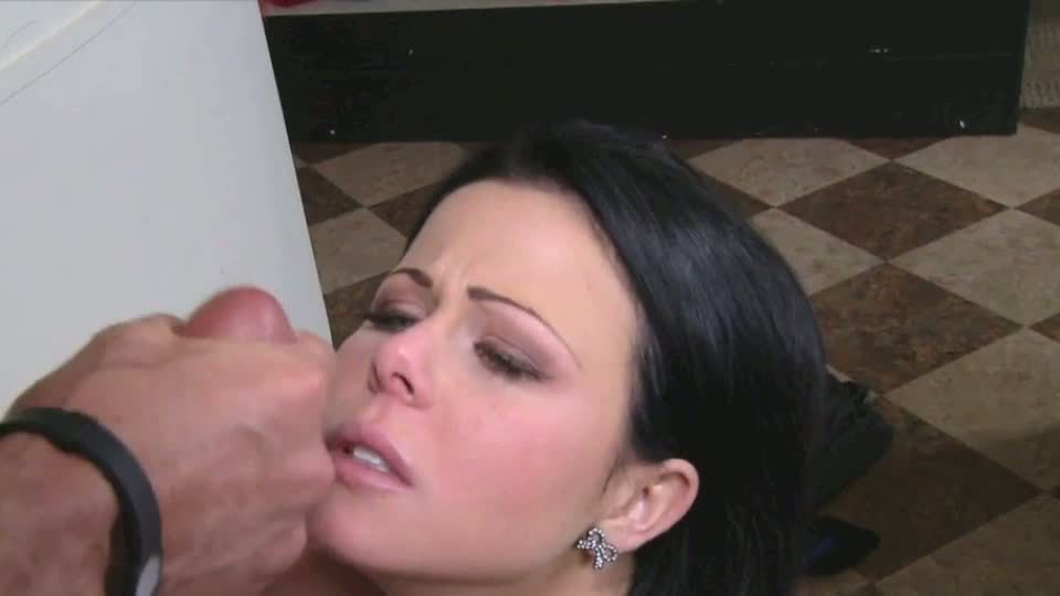 5 spectacular facual cumshots with superb slow motion