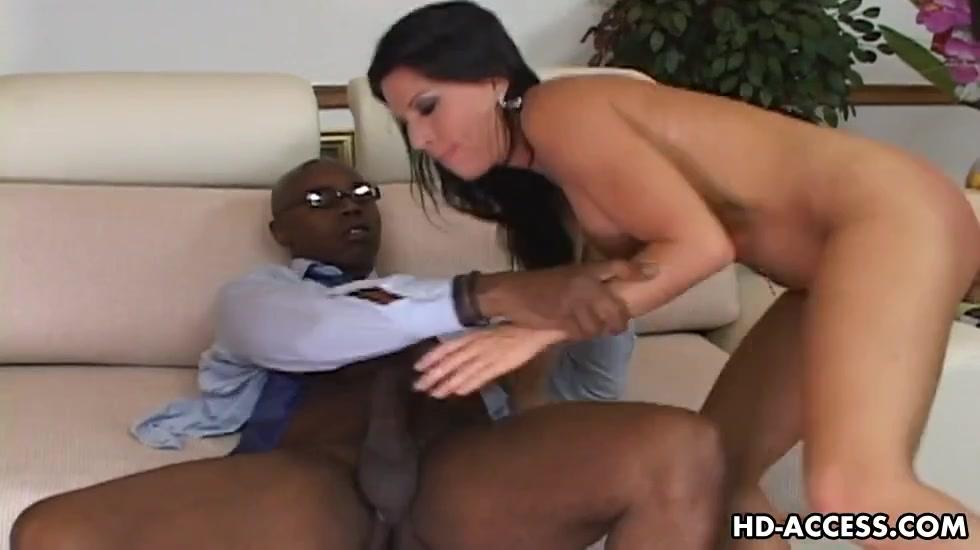 Large dark knob boy-friend Kendra Secrets sexy fucking