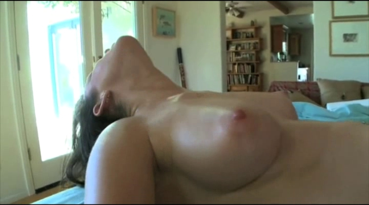 hawt brunette hair acquires a rub down with extras!!!!!!!