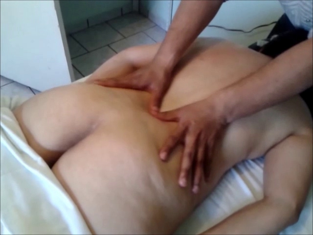 Horny sexy massage
