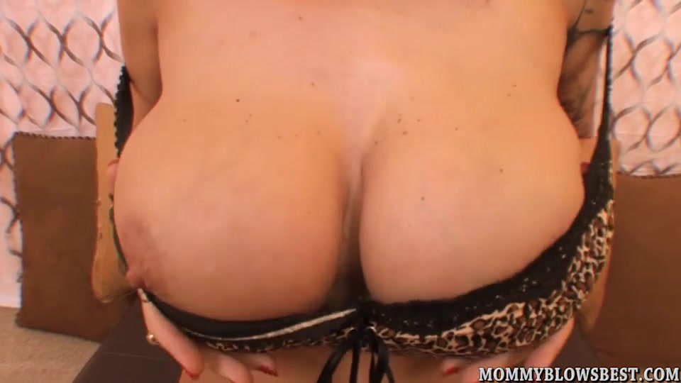 Breasty Mother I'd Like To Fuck Alia Janine Tit Copulates A Load Out Wang