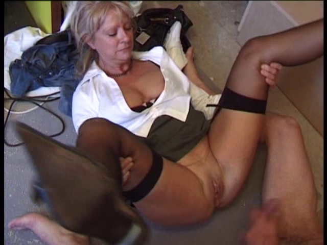 French Mature Porn Movies