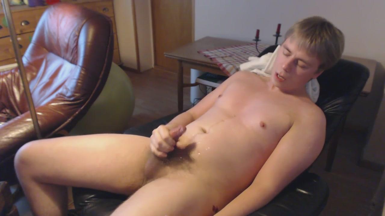 Enjoying masturbating #2