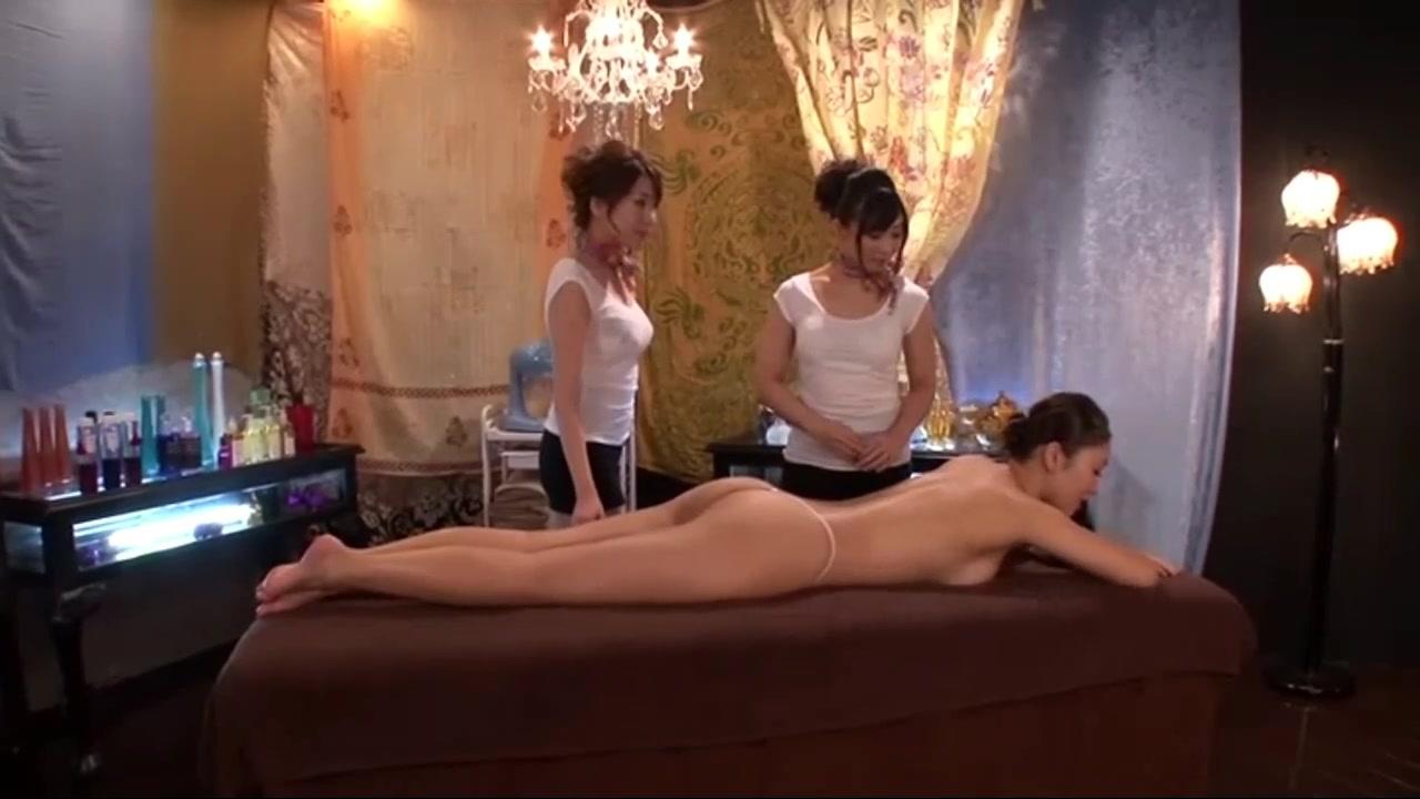 japanese massage lesbian