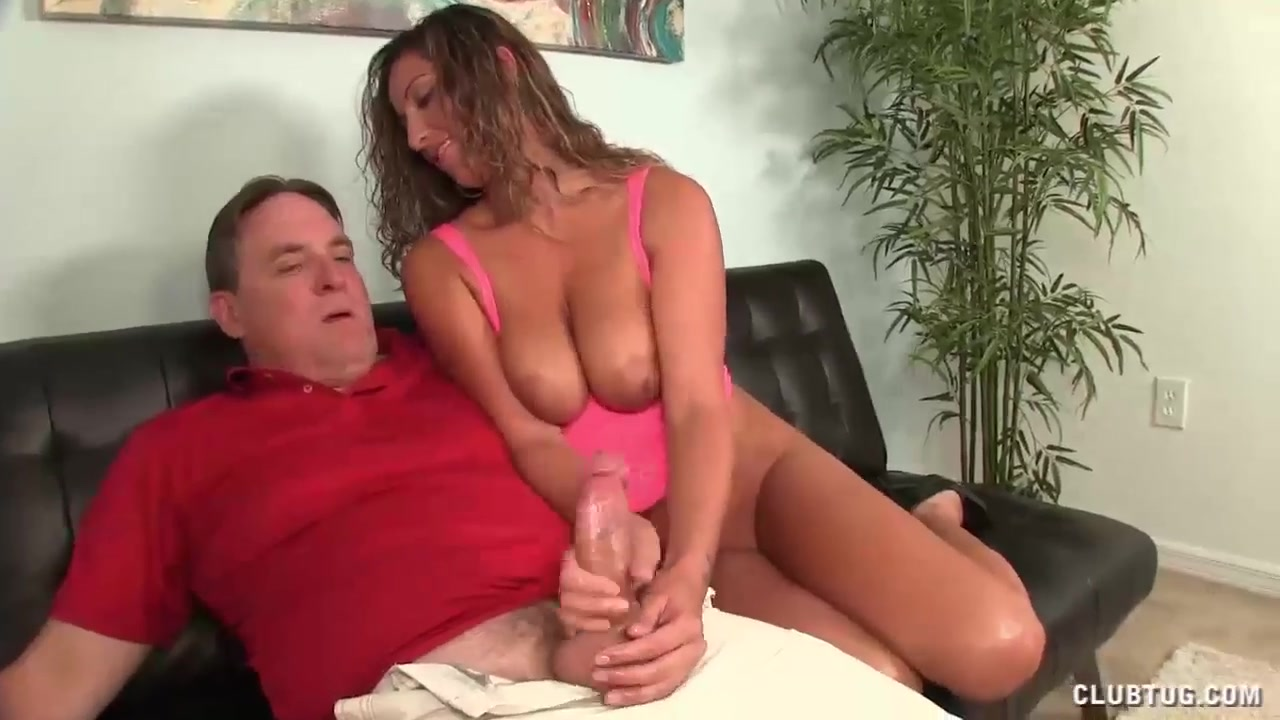 Horny girl jerks off NOT her uncle