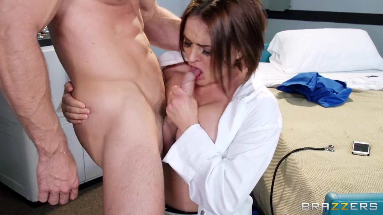 Doctor Adventures: Doctor by Day, Porn Star by Night. Krissy Lynn, Johnny Sins