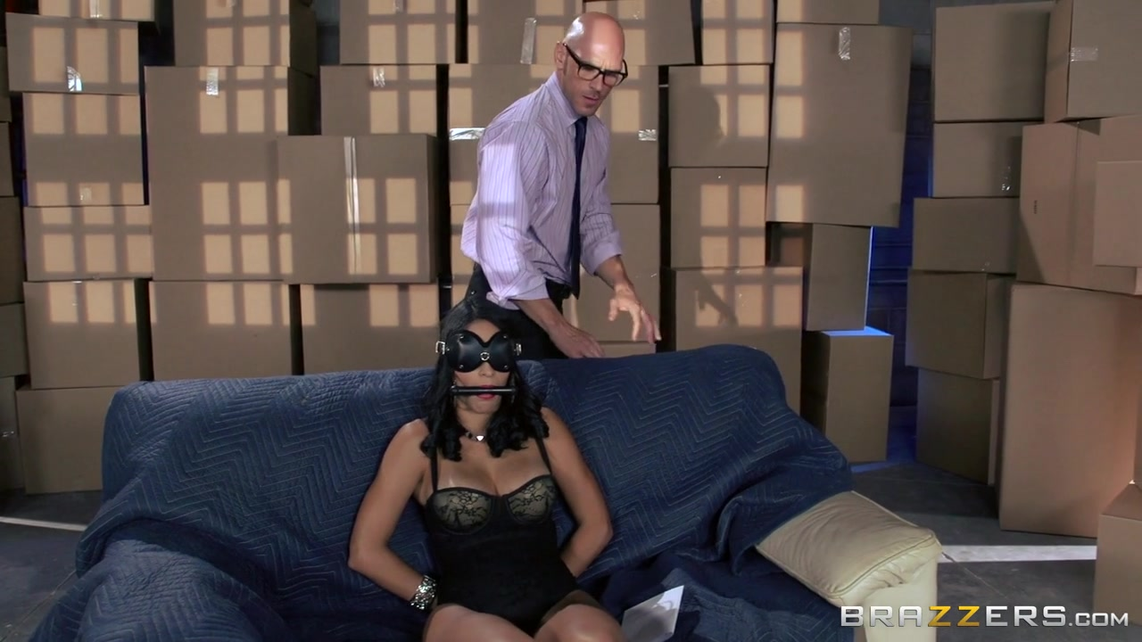 Baby Got Boobs: Working Stiff. Jasmine Caro, Johnny Sins